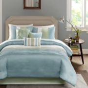 Madison Park Eastridge 7-piece Comforter Set