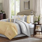 Madison Park Eastridge 7 pc Comforter Set