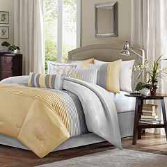 Madison Park Eastridge 7 Piece Comforter Set