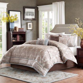 Madison Park Garrison 7-pc. Comforter Set