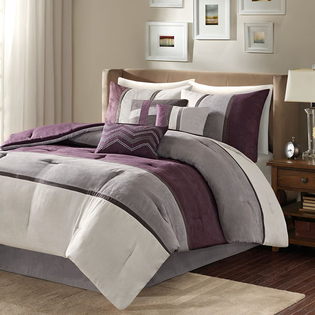 Madison Park Hanover 7-pc. Comforter Set