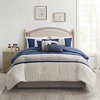 Madison Park Hanover 7 pc Comforter Set