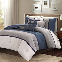 Madison Park Hanover 7 pc Comforter Set