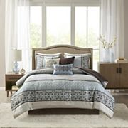 Madison Park Harvard 7 pc Comforter Set