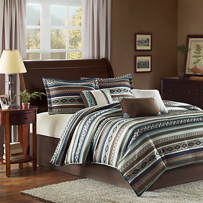 Madison Park Harley 7-pc. Comforter Set