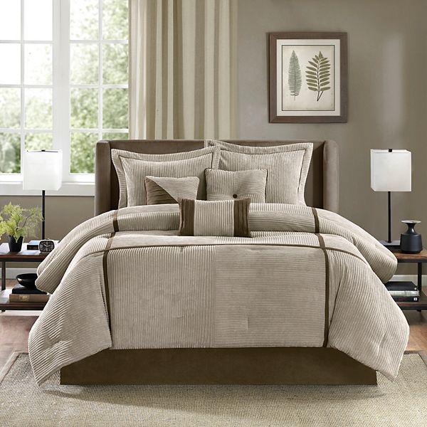Madison Park Houston 7 Pc Comforter Set, Kohls Queen Bedding Set