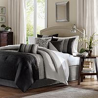 Madison Park Infinity 7 pc Comforter Set