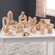 KidKraft 60 pc Wooden Block Set