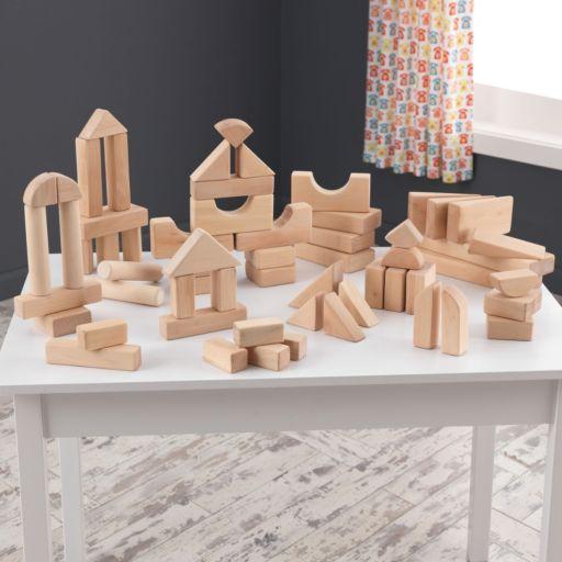 KidKraft 60-pc. Wooden Block Set