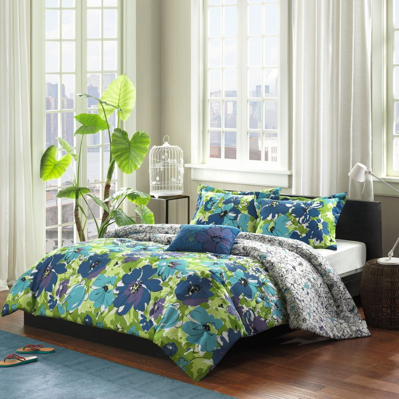 Imported Watercolor Bedding Kohl S