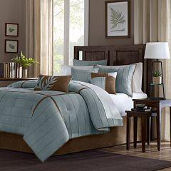Madison Park Kirkwood 7 pc Pintuck Comforter Set
