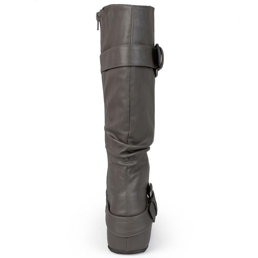 Journee Collection Paris Women's Slouch Boots