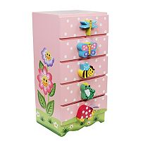 Teamson Fantasy Fields Magic Garden Trinket Chest