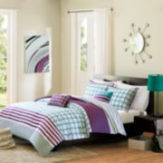 Intelligent Design Lacey Comforter Set