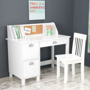 KidKraft Study Desk and Chair Set