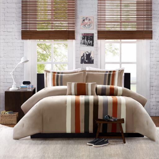 Mi Zone Landon Comforter Set
