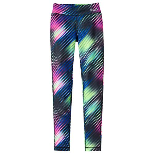 3d6444c7b08b5 FILA SPORT® Fleece Lined Leggings - Girls 7-16