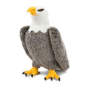 Melissa and Doug Bald Eagle Plush Toy