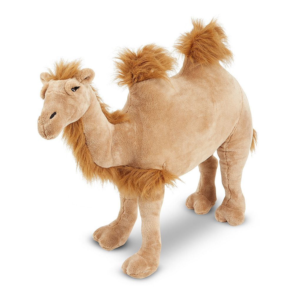 Melissa & Doug Camel Plush Toy