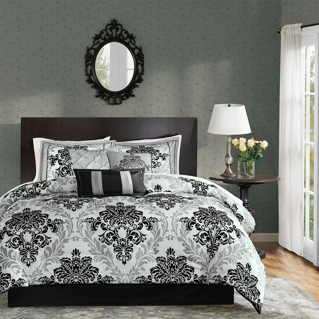 Madison Park Larissa 7-pc. Comforter Set