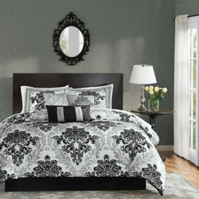 Madison Park Larissa 7-pc. Comforter Set