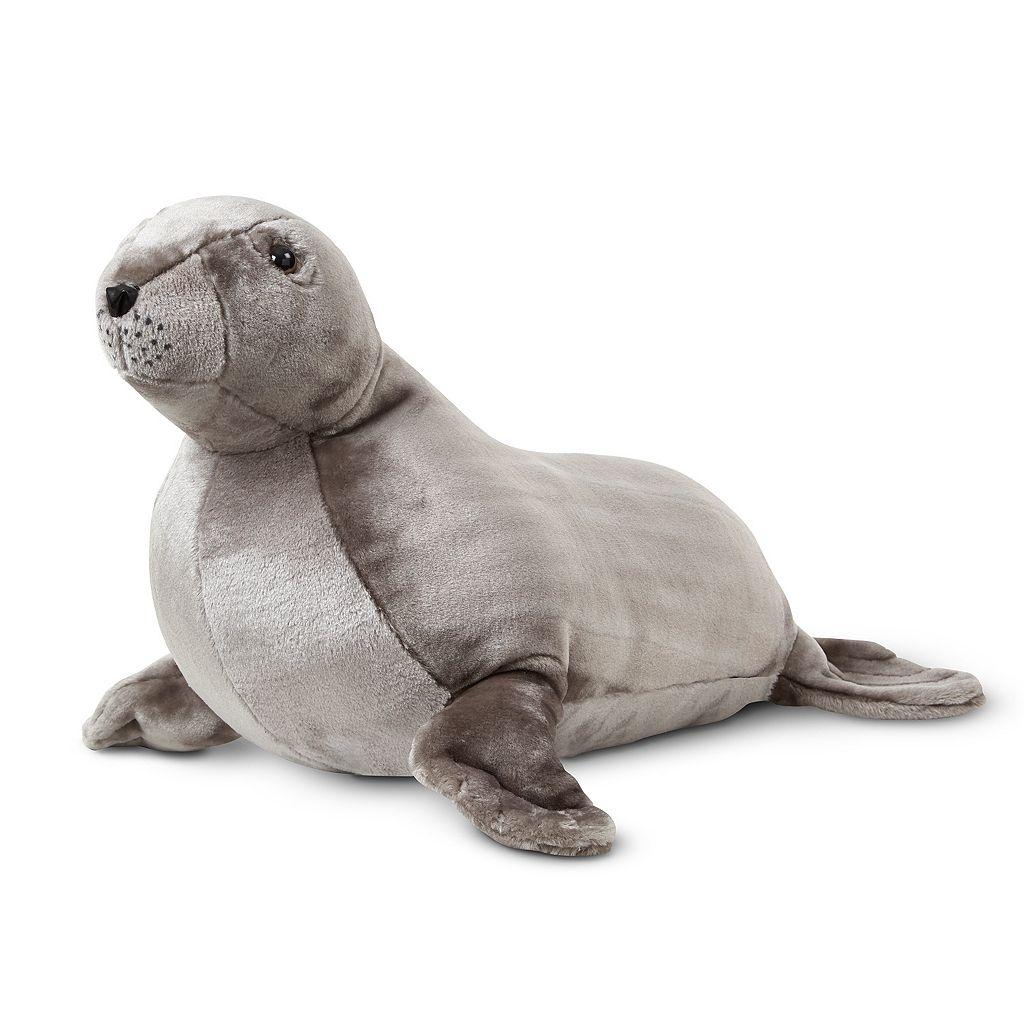 Melissa & Doug Sea Lion Plush Toy