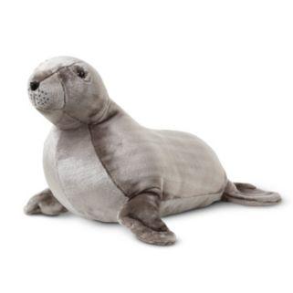 Melissa and Doug Sea Lion Plush Toy