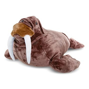 Melissa & Doug Walrus Plush Toy