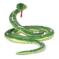 Melissa & Doug Snake Plush Toy