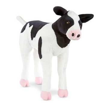 Melissa & Doug Calf Plush Toy