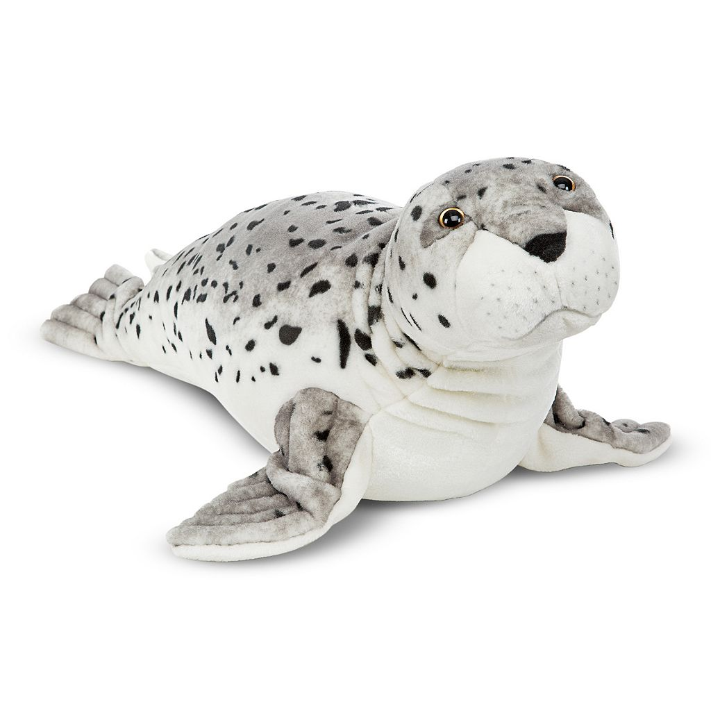 Melissa & Doug Seal Plush Toy