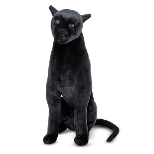 Melissa and Doug Panther Plush Toy