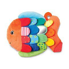 Melissa & Doug Flip Fish Plush Toy