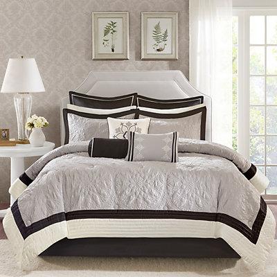 Madison Park Melanie 9-piece Comforter Set