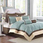 Madison Park Melanie 9 pc Comforter Set