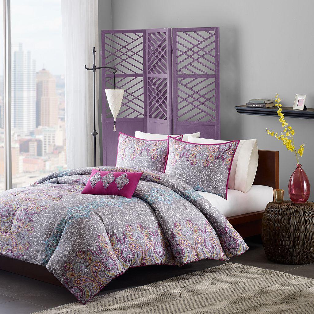 Mi Zone Keisha Comforter Set