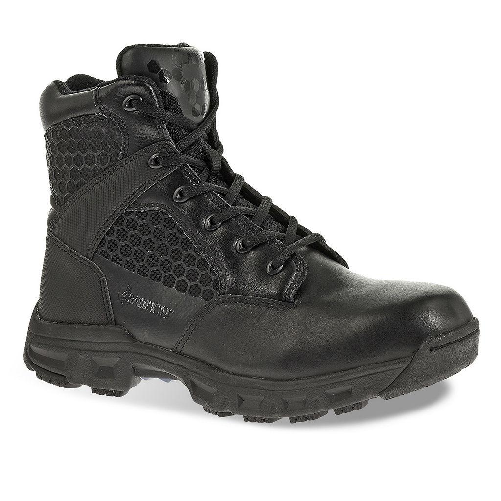 Bates Code 6 Men's Side-Zip Extra Wide-Width 6-in. Boots