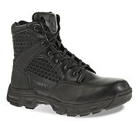 Bates Code 6 Men's Side-Zip Extra Wide-Width 6-in. Boots