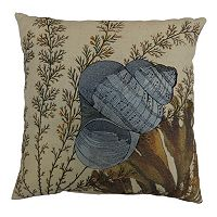 SONOMA Goods for Life™ Beaded Shell Throw Pillow