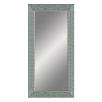 Shoreline Windowpane Wall Mirror