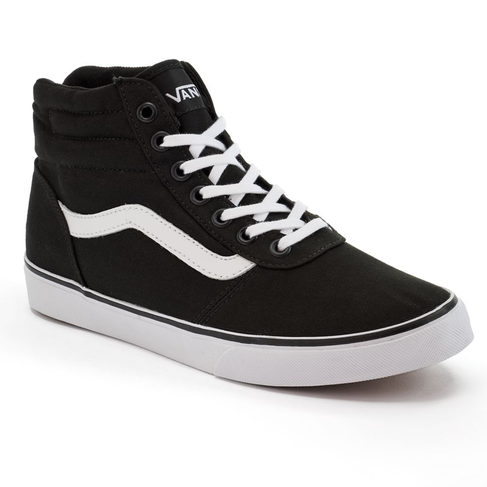 Milton Women's High-Top Skate Shoes