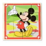 Disney Mickey Mouse Clubhouse 17 pc Cube Puzzle by Melissa & Doug
