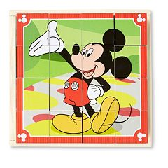 Disney Mickey Mouse Clubhouse 17-pc. Cube Puzzle by Melissa & Doug