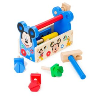 Disney Mickey Mouse Clubhouse Wooden Tool Kit by Melissa and Doug