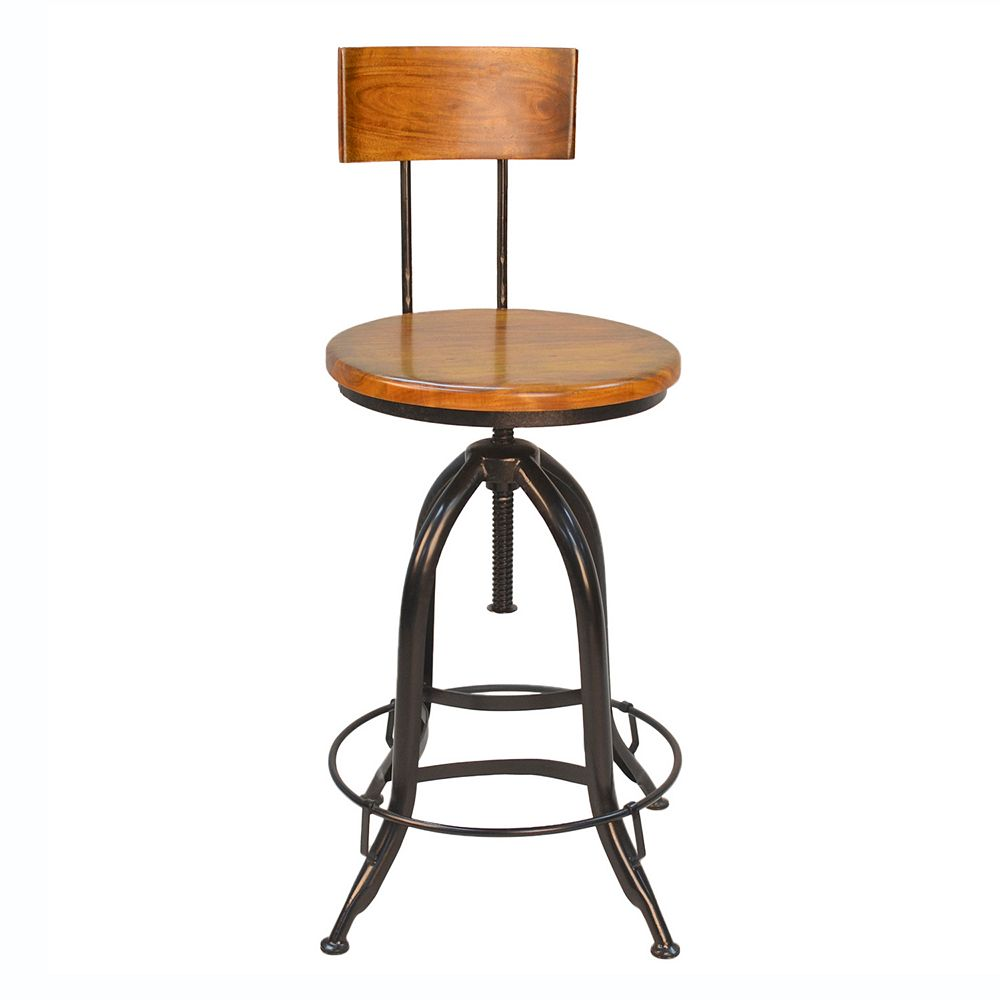 Ryder Adjustable Stool