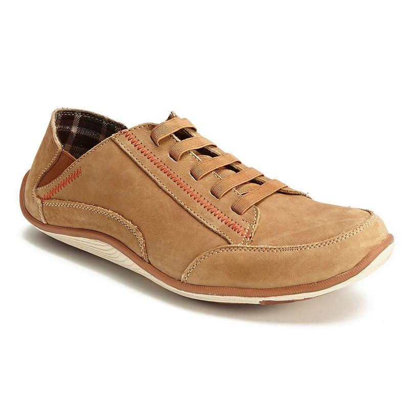 MUK LUKS Brown Bryan Men's Sneakers