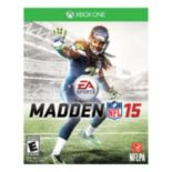 Madden NFL 15 for Xbox One