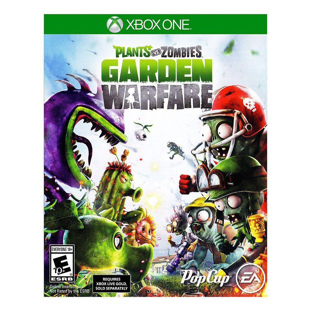 Plants vs. Zombies Garden Warfare for Xbox One