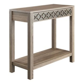 OSP Designs Helena Sofa Table
