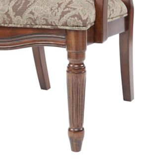 Madison Park Brentwood 3-piece Side Table and Chair Set